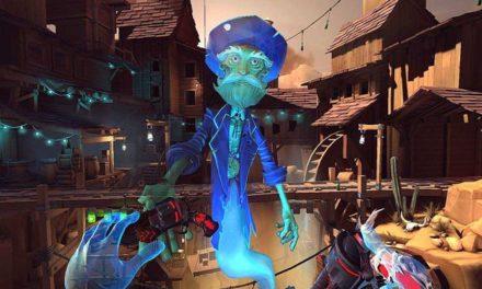 """Aktualizacja gry """"Dead and Buried"""" wprowadza screenshoty 360 i wsparcie dla 'mixed reality capture'"""