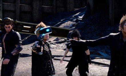 """Final Fantasy XV Prompto VR nie ukaże się. Nowe szczegóły na temat """"Monster of the Deep"""""""