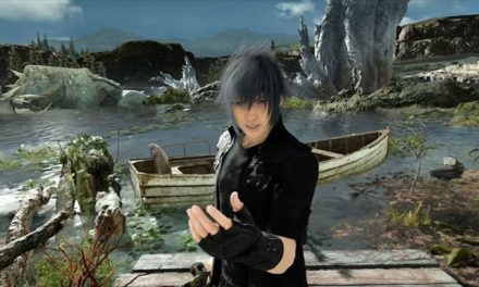 "Poznaliśmy datę premiery gry ""Monster of the Deep: Final Fantasy XV"""