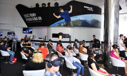 W Złotych Tarasach otwarto Multikino VR by Samsung – pierwsze kino VR w Polsce