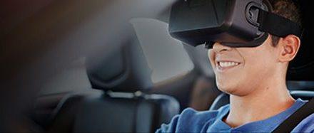 UPS wykorzystuje gogle VR do szkolenia kierowców