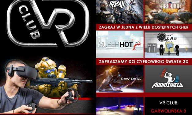 Zniżka -50% w Warszawskim Club VR na zakończenie wakacji