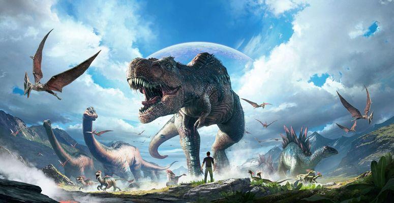 ARK Park zadebiutuje w grudniu na PlayStation VR