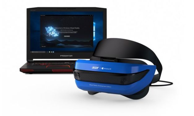 Microsoft ustanawia dwie kategorie PC kompatybilnych z goglami Windows Mixed Reality