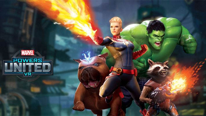 "Black Bolt i Crystal kolejnymi grywalnymi postaciami ""Marvel Powers United VR"""
