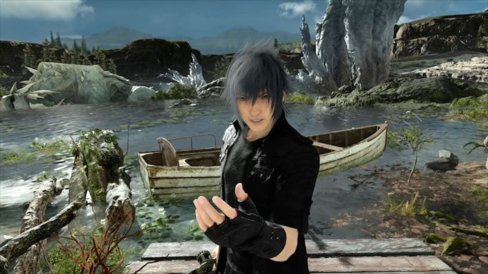 """Monster of the Deep: Final Fantasy XV"" z nowy zwiastunem"