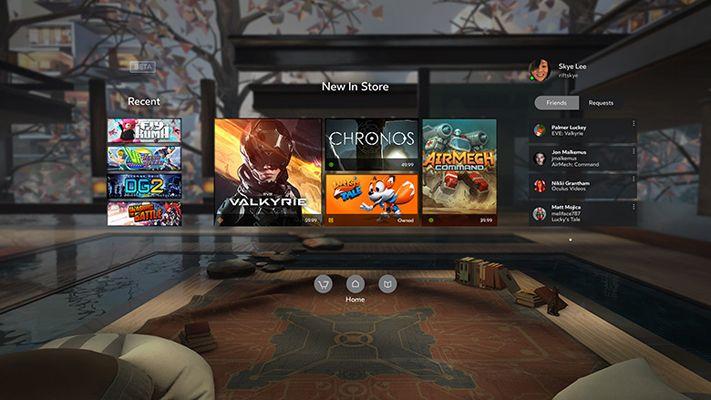 Można już zwracać gry zakupione w Oculus Store