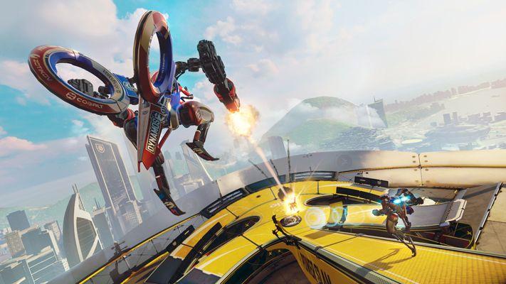RIGS VR we wrześniu za darmo dla subskrybentów PlayStation Plus