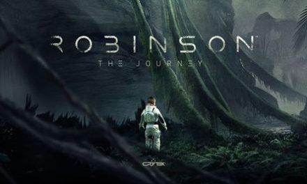 Robinson: The Journey ze wsparciem Oculus Touch i kontrolerów SteamVR