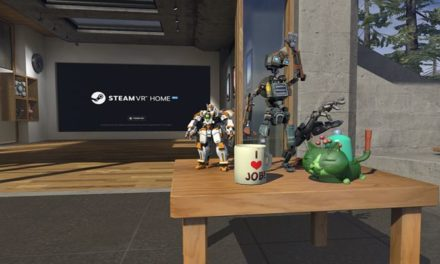 "Nowości ""SteamVR Home"": trofea, ring bokserski, dźwięk 3D…"