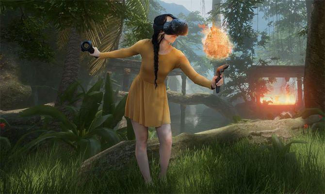 XING: The Land Beyond debiutuje na Steamie ze wsparciem HTC Vive i Oculus Rift