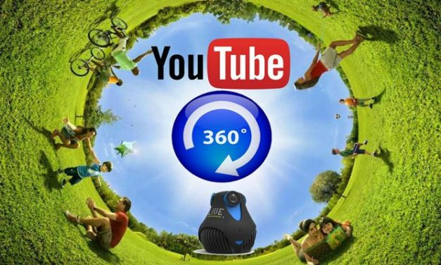 Najciekawsze filmiki 360º – sierpień 2017