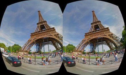 Google Street View dostępne z poziomu Google Earth VR
