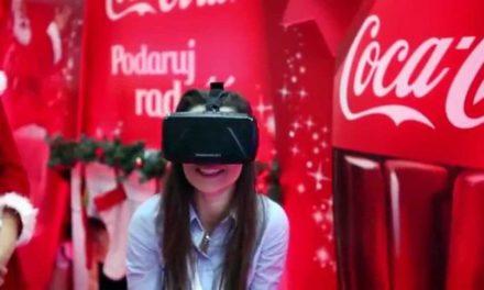 Coca-Cola opowiada o swoim wkładzie w polską gospodarkę za pomocą Virtual Reality
