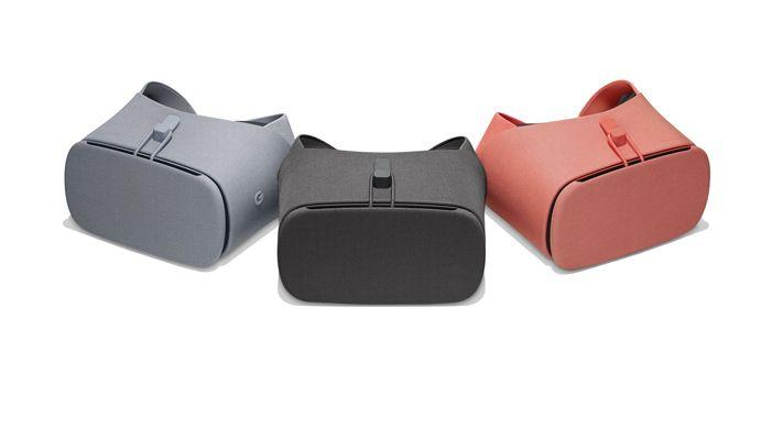 Ujawniono odświeżoną wersję mobilnych gogli Daydream View