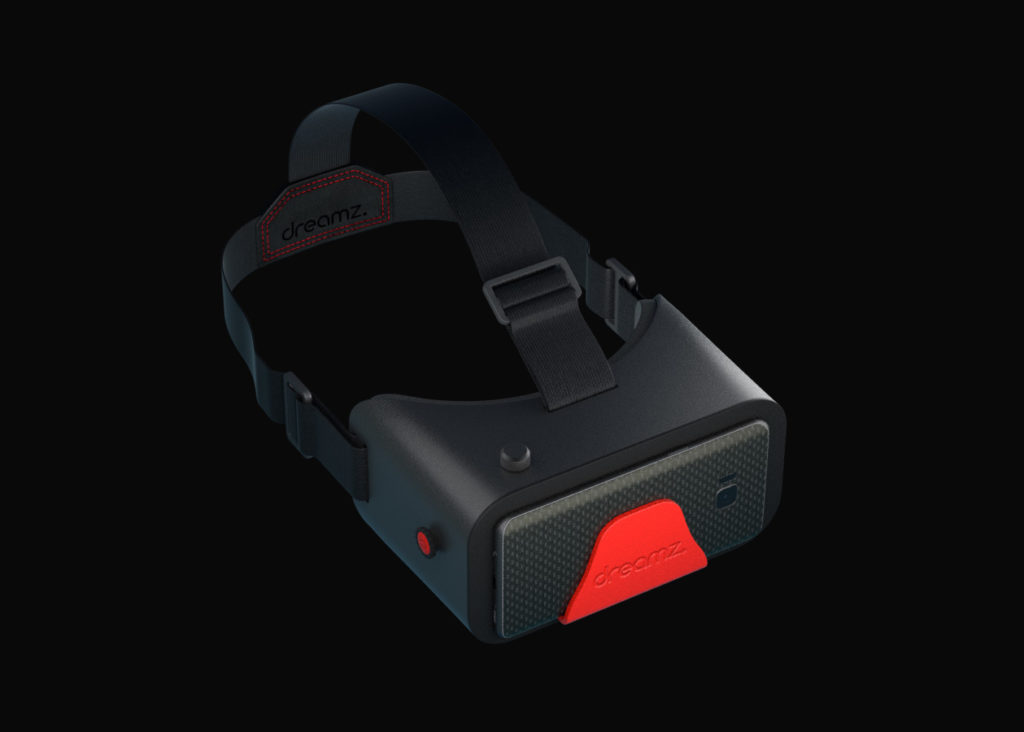 DreamzVR 3.0 na renderach
