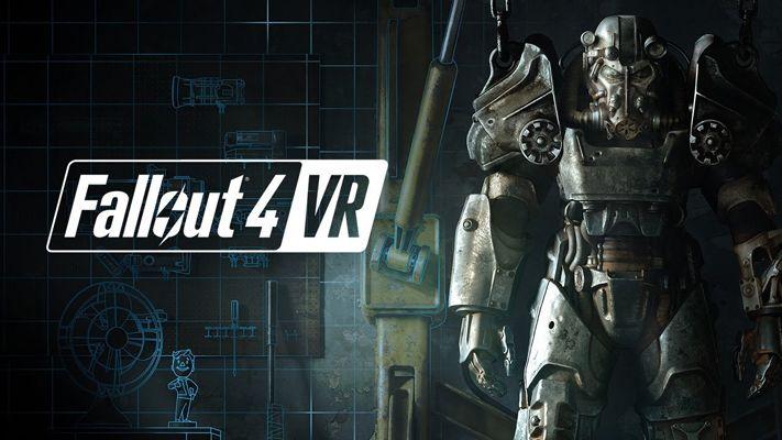 Fallout 4 VR za darmo w pakiecie z zestawem HTC Vive