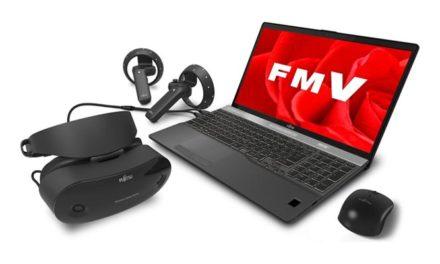 Fujitsu dołącza do producentów gogli Windows MR