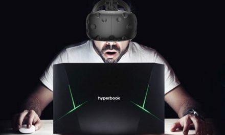 Hyperbook wprowadza do sprzedaży gamingowy laptop stworzony z myślą o grach VR
