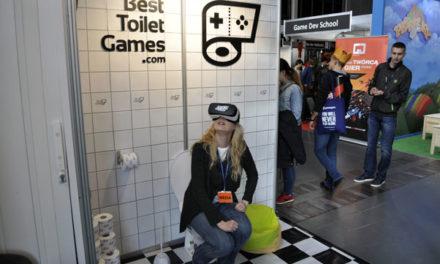 VR na Poznań Game Arena 2017
