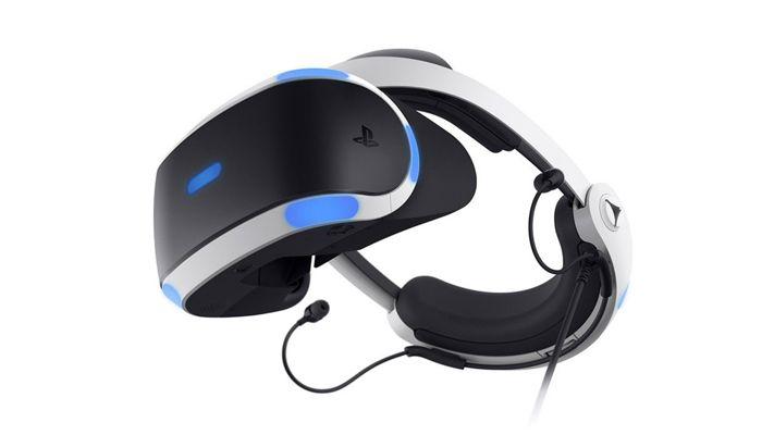 Sony zapowiada nowy, udoskonalony model gogli PlayStation VR