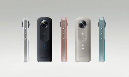 """Kamera 360º """"Ricoh Theta V"""" w sprzedaży w Polsce"""