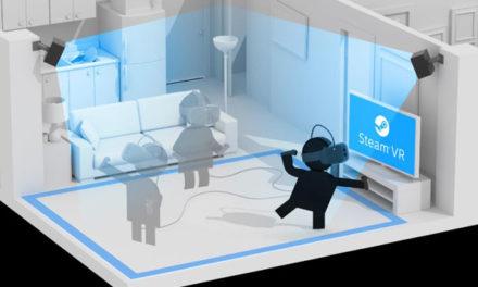 Nowe stacje bazowe SteamVR zapewnią śledzenie pozycji na obszarze 10×10 metrów.