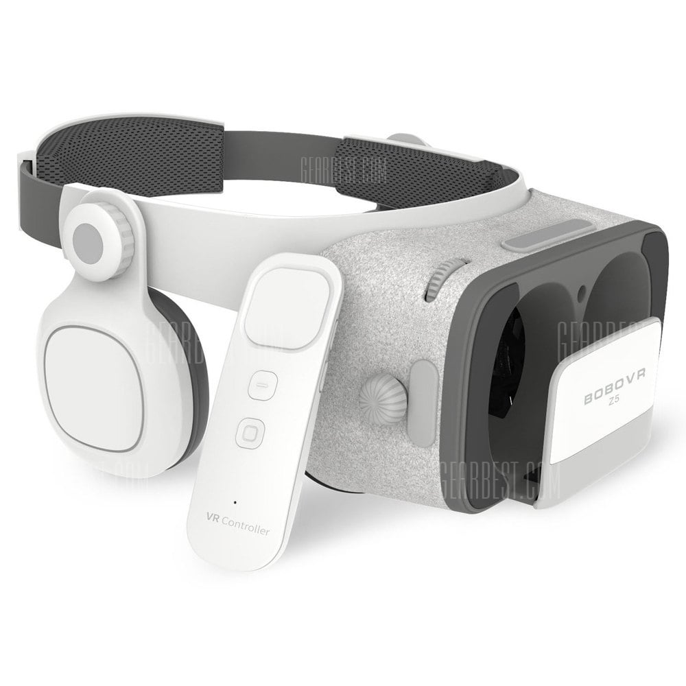 BoboVR Z5 z kontrolerm w sklepie GearBest