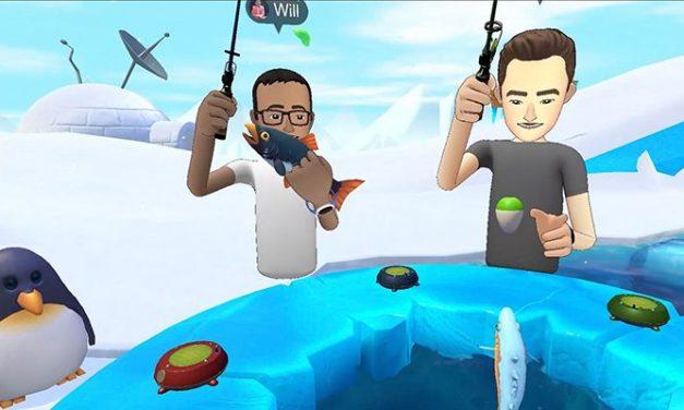 "Mini-gra ""Bait! Arctic Open"" dostępna w aplikacji Facebook Spaces"