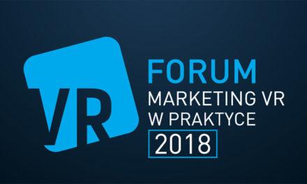 """""""Forum Marketing VR w praktyce"""" w kwietniu w Zielonej Górze"""