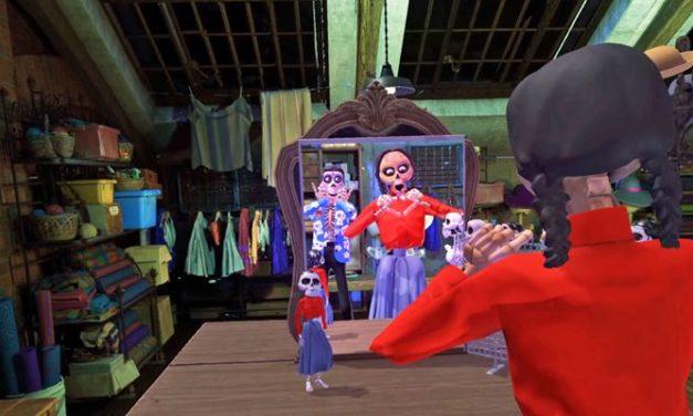 """Pixar wkracza do wirtualnej rzeczywistości z doświadczeniem społecznościowym """"Coco VR"""""""