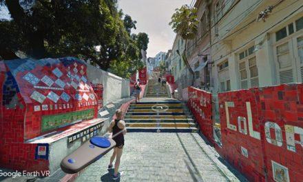 """Nowa aktualizacja """"Google Earth VR"""" upraszcza sterowanie w trybie Street View"""