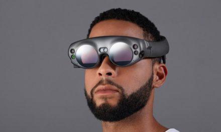 Tak wyglądają długo wyczekiwane okulary Magic Leap One