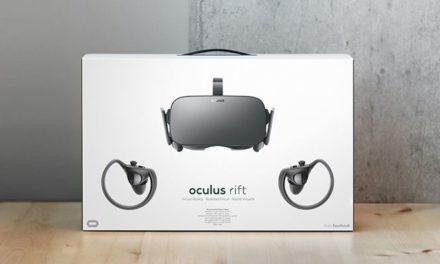 Oculus Rift znów taniej. Do 20 grudnia za 419 euro