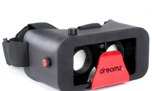 DreamzVR 3.0 na zdjęciach! AKTUALIZACJA: Już dostępne w sprzedaży