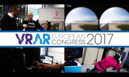 Relacja z European VR/AR Congress 2017