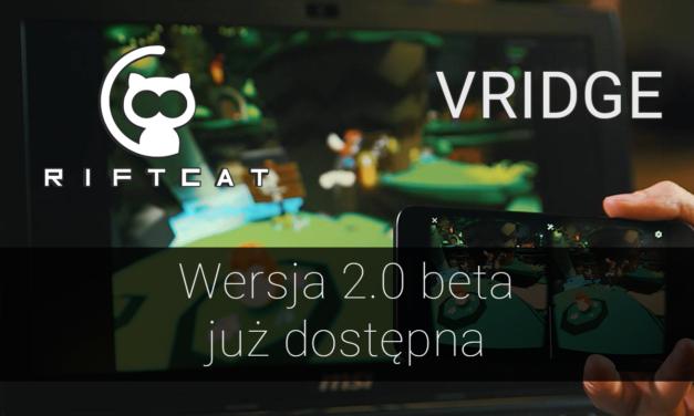 VRIDGE 2.0 – beta
