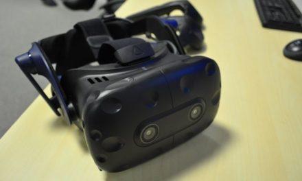 Testowaliśmy gogle HTC Vive Pro