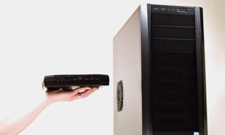 """Intel pokazał najmniejszy komputer """"VR-ready"""""""