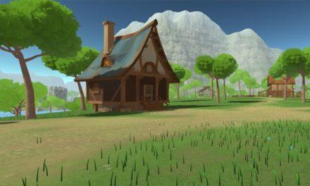"""MMORPG """"OrbusVR"""" dostępny w Oculus Store i na Steam z funkcją 'crossplay'"""
