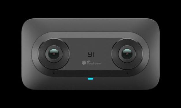 """Google prezentuje kamery 3D """"VR180"""" od Lenovo i Yi"""