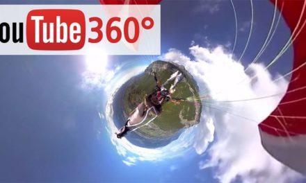 Najciekawsze filmiki 360º – grudzień 2017
