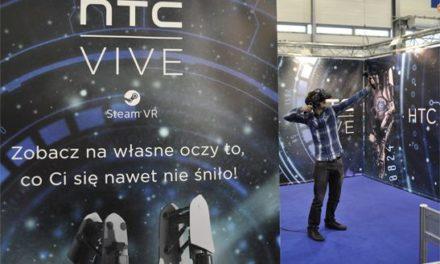 HTC zaprezentuje podczas CES 2018 gogle Vive z udoskonalonym wyświetlaczem?