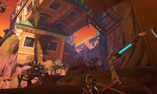 Apex Construct debiutuje w wersji na gogle PlayStation VR