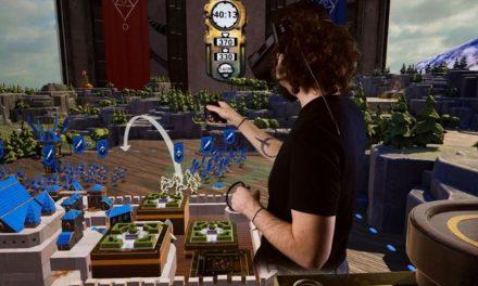 """Można już pobierać """"Brass Tactics: Arena"""" – darmową wersję VR-owego RTS-a"""