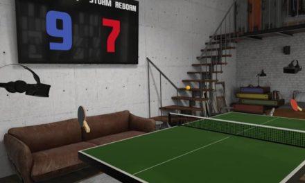 Graliśmy w Eleven: Table Tennis VR