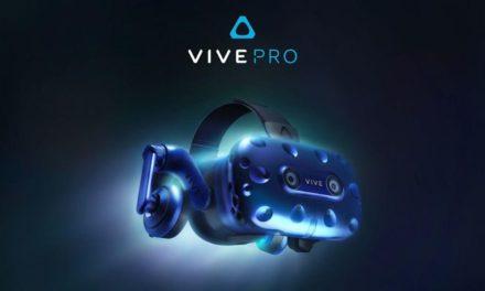 HTC prezentuje podczas MWC gogle Vive Pro działające z adapterem Vive Wireless