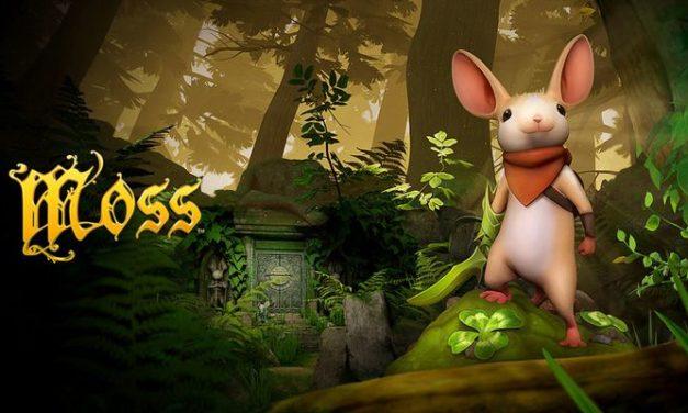 """Premierowy zwiastun """"Moss"""""""