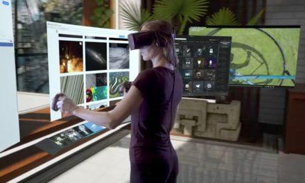 Oculus Dash zintegrowany ze SteamVR