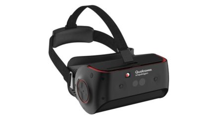 Qualcomm zaprezentował referencyjny model gogli VR bazujący na Snapdragonie 845